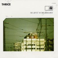 "Thrice ""Artist In The Ambulance"" CD"