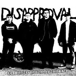 "Disapproval ""El Monte Youth Authority"" 7"""