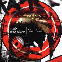 "Thursday ""A City Divided By Light"" CD"