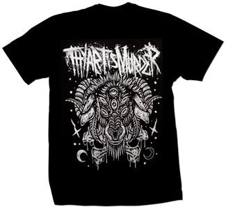"Thy Art Is Murder ""Mutant Ram"" T Shirt"