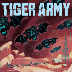 "Tiger Army ""Music From Regions Beyond"" CD"