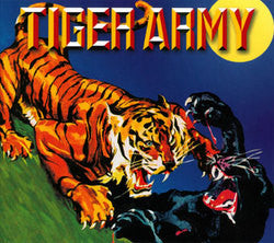 "Tiger Army ""S/T"" LP"