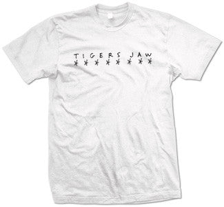 "Tigers Jaw ""Daisies"" T Shirt"