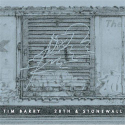 "Tim Barry ""28th & Stonewall"" CD"