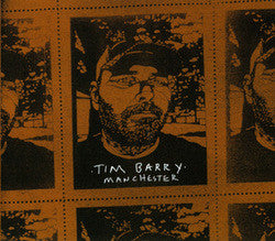 "Tim Barry ""Manchester"" CD"