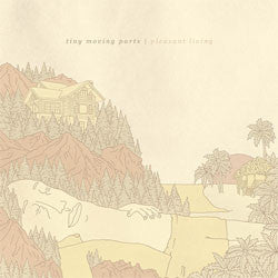 "Tiny Moving Parts ""Pleasant Living"" LP"