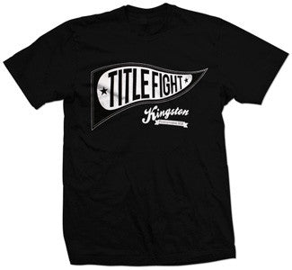 "Title Fight ""Flag"" T Shirt"