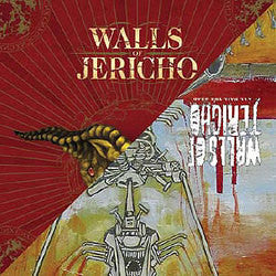 "Walls Of Jericho ""All Hail The Dead / With Devils Amongst Us All"" LP"