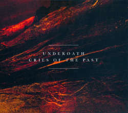 "Underoath	""Cries Of The Past"" CD"