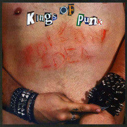 "Poison Idea ""Kings Of Punk"" 2xLP"
