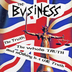 "The Business ""The Truth The Whole Truth And Nothing But The Truth"" LP"