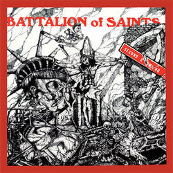 "Battalion Of Saints ""Second Coming"" LP"
