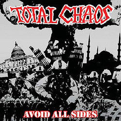 "Total Chaos ""Avoid All Sides"" CD"