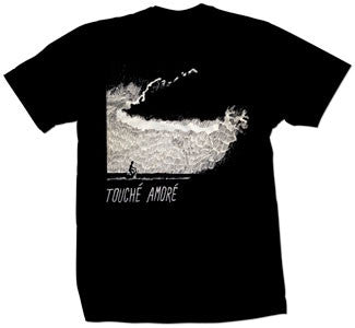 "Touche Amore ""To The Beat Of A Dead Horse"" T Shirt"