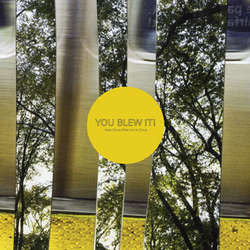 "You Blew It ""Keep Doing What Your Doing"" CD"
