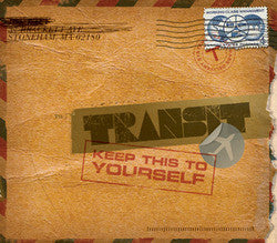 "Transit ""Keep This To Yourself"" LP"