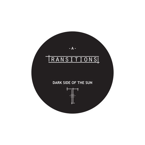 "Transitions ""Under The Blue Light"" 7"""
