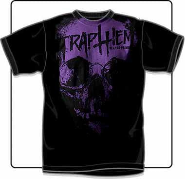 Trap Them Seance Prime Purple T Shirt