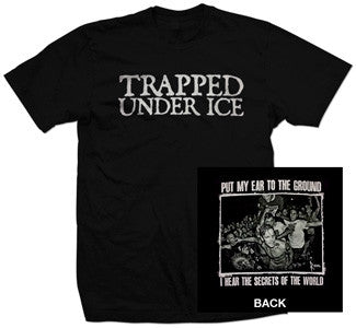 "Trapped Under Ice ""Live"" T Shirt"