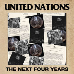 "United Nations ""The Next Four Years"" LP"