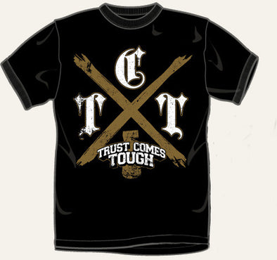 "Trust Comes Tough ""New York"" T Shirt"