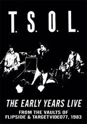"TSOL ""The Early Years Live"" DVD"