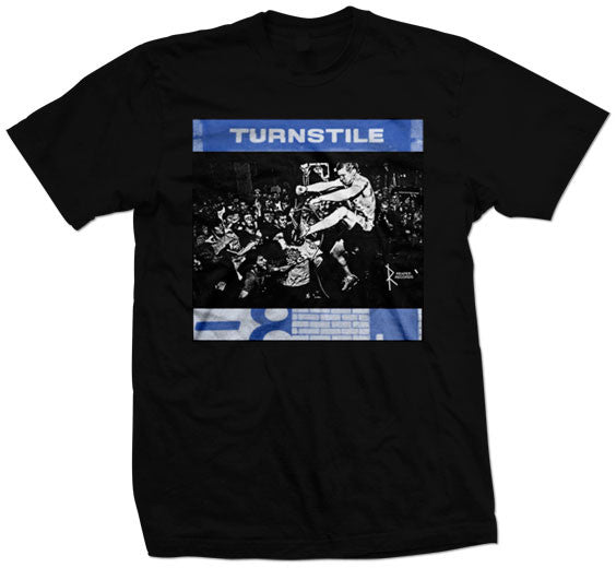 "Turnstile ""Pressure To Succeed"" T Shirt"
