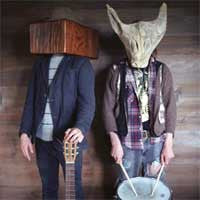 "Two Gallants ""s/t"" CD"