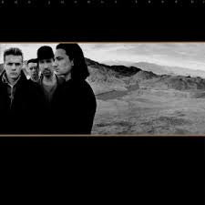 "U2 ""Joshua Tree"" LP"