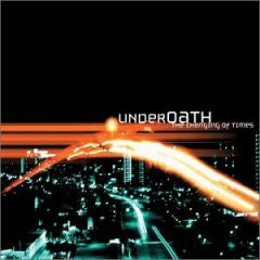 "Underoath ""The Changing Of Times"" CD"