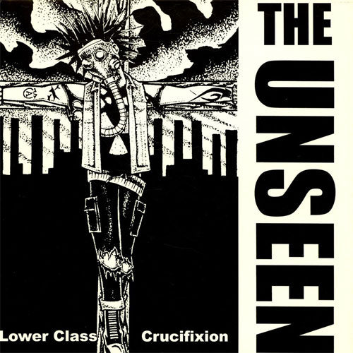 "The Unseen ""Lower Class Crucifixion"" LP"