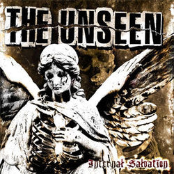 "The Unseen ""Internal Salvation"" CD"