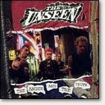 "Unseen ""The Anger And The Truth"" CD"