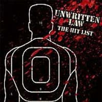 "Unwritten Law ""The Hitlist"" CD"