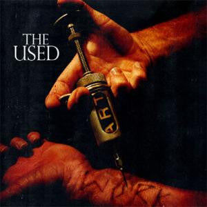 "The Used ""Artwork"" CD/DVD"