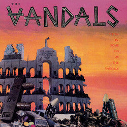 "Vandals ""When In Rome Do As The Vandals"" CD"