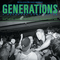 "Various ""Generations: A Hardcore Compilation"" CD"