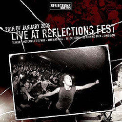 "Various ""Live At Reflections"" 2xLP + DVD"