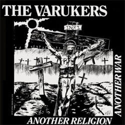 "The Varukers ""Another Religion, Another War"" LP"