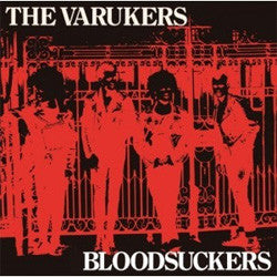 "The Varukers ""Bloodsuckers"" LP"
