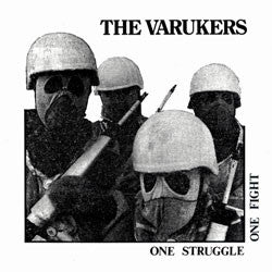"The Varukers ""One Struggle One Fight"" LP"