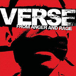 "Verse ""From Anger and Rage"" CD"