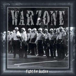 "Warzone ""Fight For Justice"" LP"