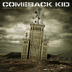 "Comeback Kid ""Broadcasting"" LP"