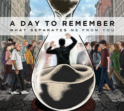 "A Day To Remember ""What Separates Me From You"" LP"