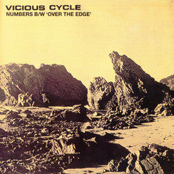 "Vicious Cycle ""Numbers b/w Over The Edge"" 7"""