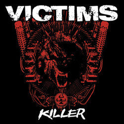 "Victims ""Killer"" CD"