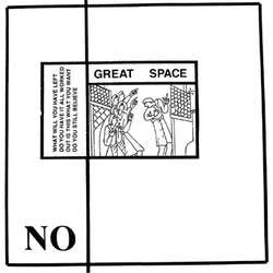 "No ""Great Space"" LP"