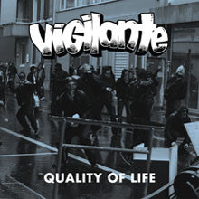 "Vigilante ""Quality Of Life"" CD"