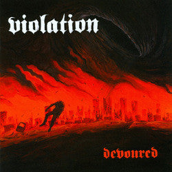"Violation ""Devoured"" CD"